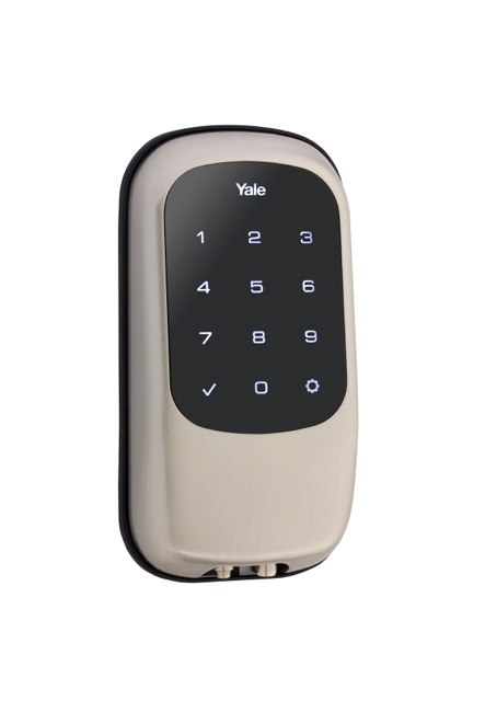 Yale S New Nfc Residential Door Lock Has A Companion