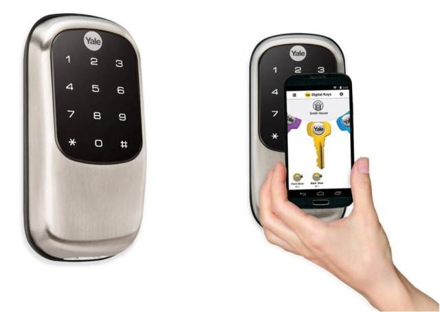 door lock developing enabled blackberry ab hands abloy doors cards assa handsets for nfc locked key