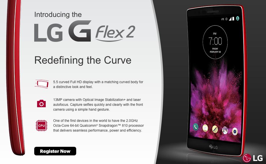Lg g flex 2 release date in Brisbane