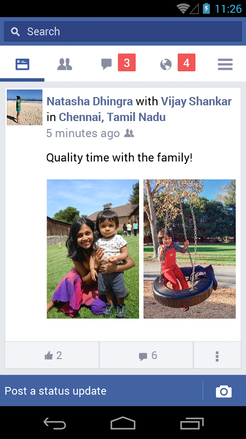 latest facebook version for android apk download mirror