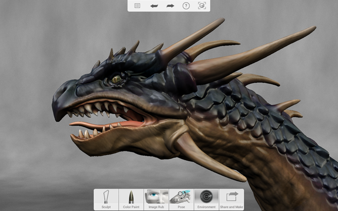 Autodesk 123d Sculpt Lets You Play Around With Pro Style