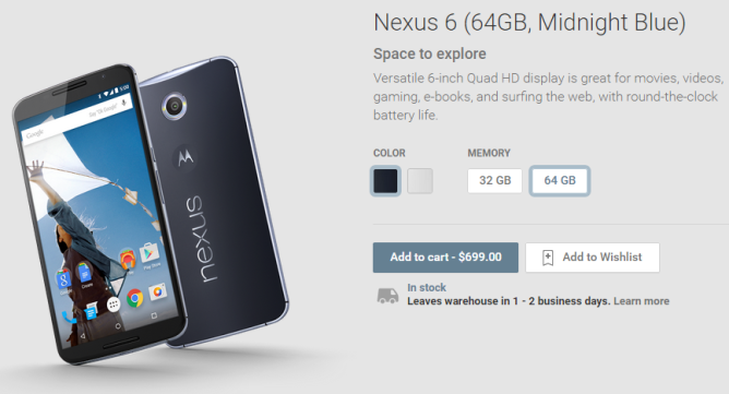 2015-02-13 17_16_34-Nexus 6 (64GB, Midnight Blue) - Devices on Google Play