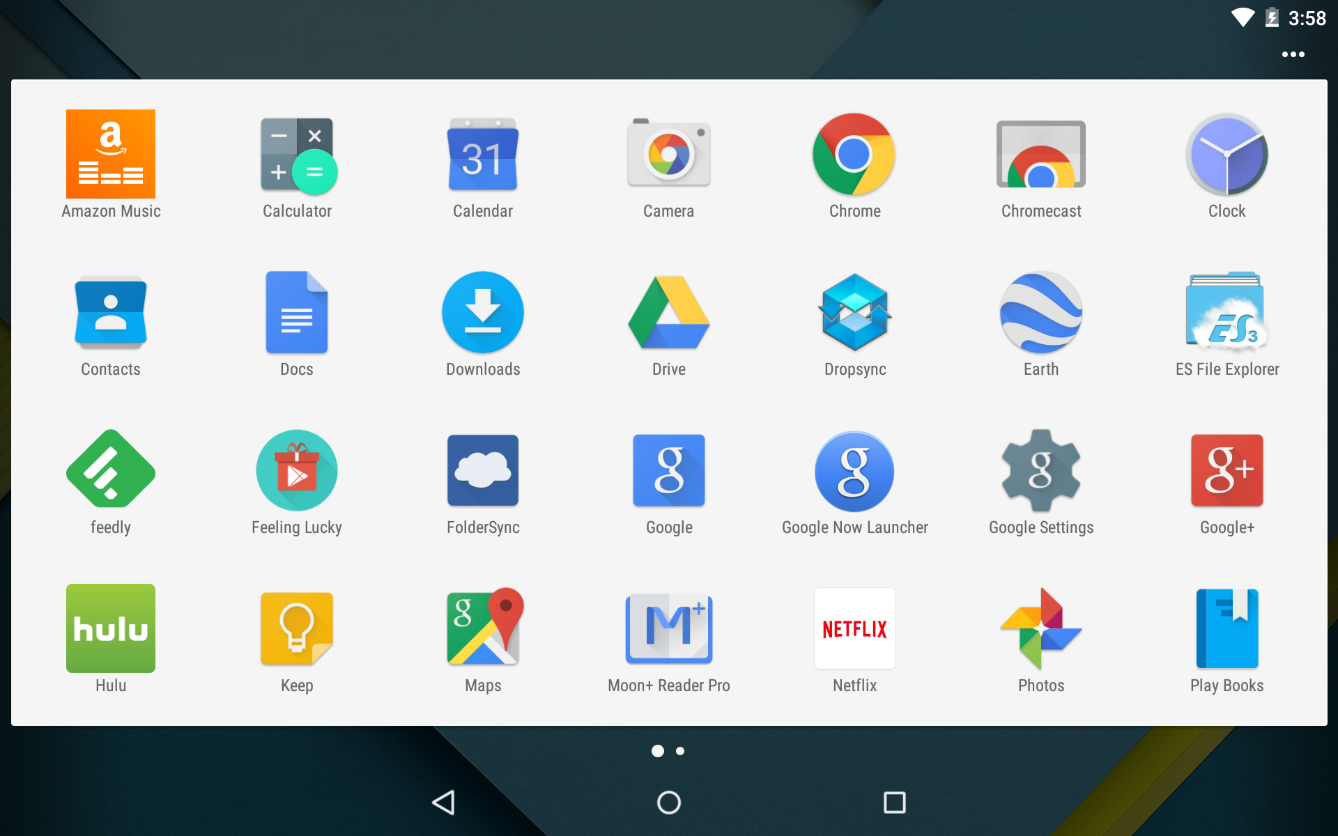 how to go back to touchwiz launcher