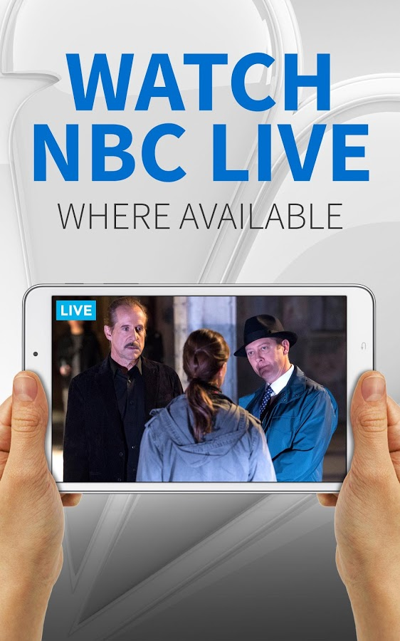 NBC Updates Android App With Live Video Streaming For TV ...