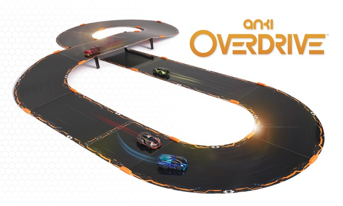 Anki Overdrive Expands On The Original Toys With Modular