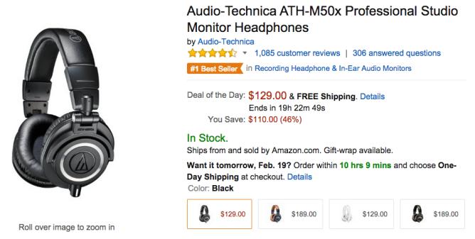 audiotechnica-m50x-deal