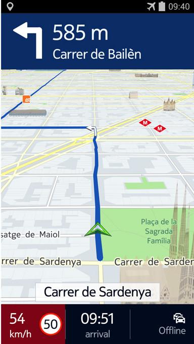Nokia's HERE Maps Leaves Beta, Adds 3D Venue Maps, Design Tweaks