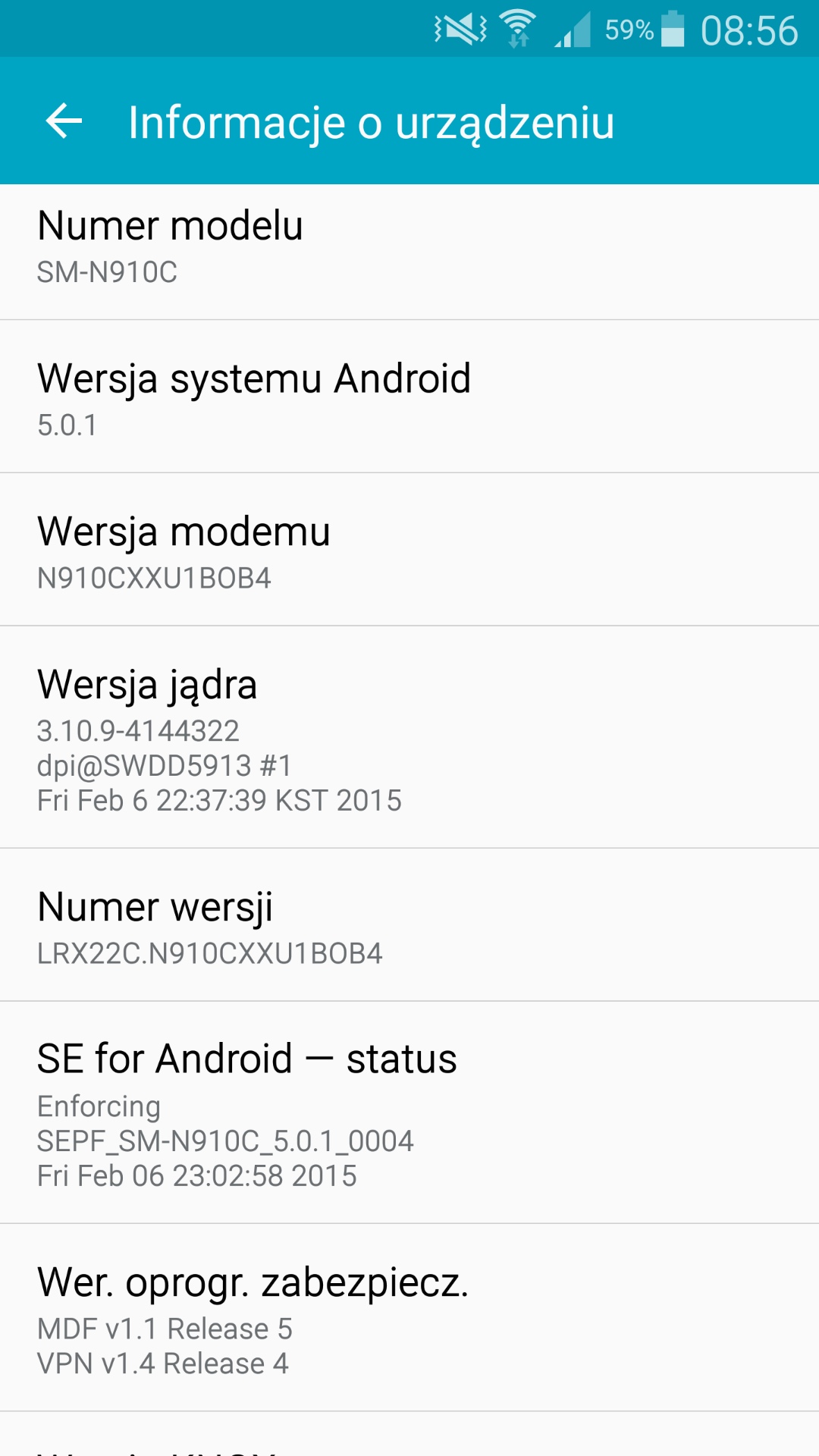 Android 5 0 1 lollipop and 5 0 2 update for nexus devices android -  Galaxy Note 4 Lollipop 7