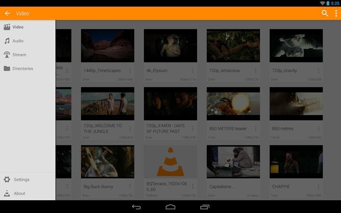 VLC For Android Gets A New Play Store Listing For Version 1.0 ...
