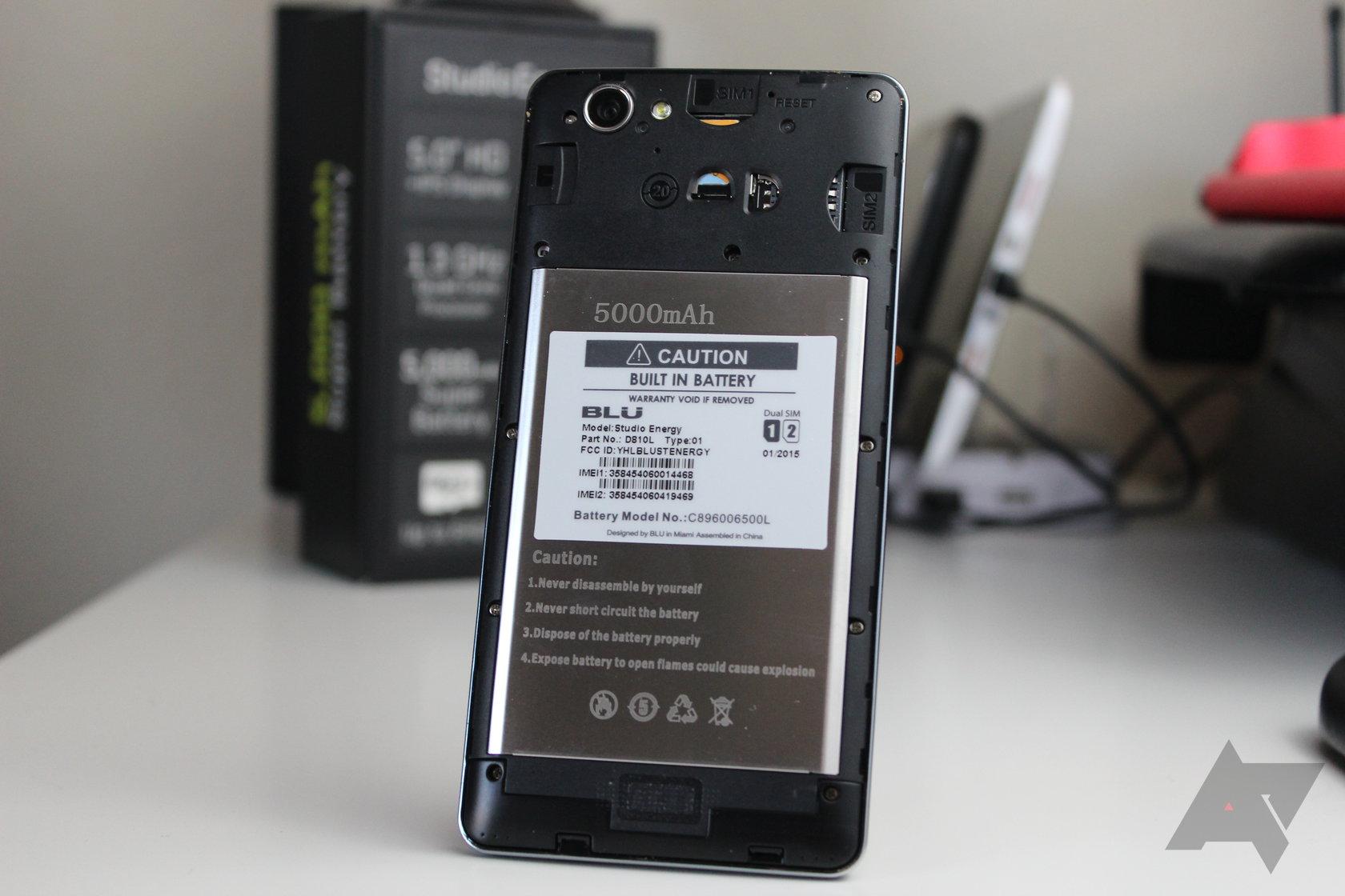 Blu Battery – Wonderful Image Gallery