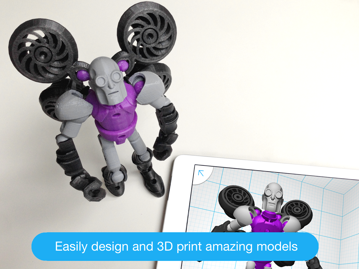 autodesk s tinkerplay lets you design your own 3d printable action
