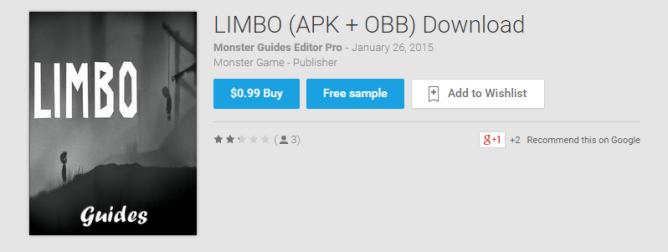 2015-03-03 11_53_30-LIMBO (APK + OBB) Download - Books on Google Play