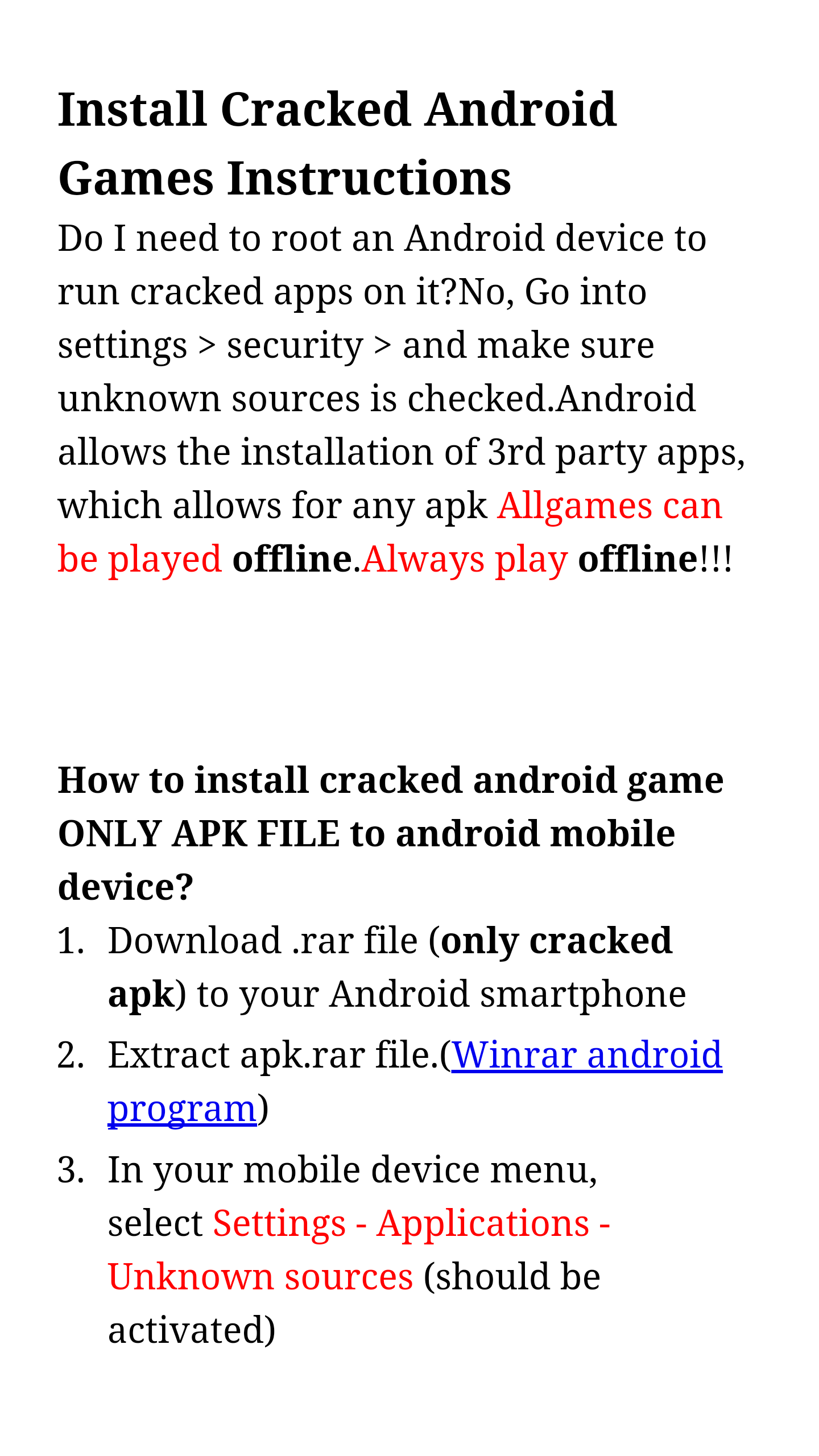 cracked apps android