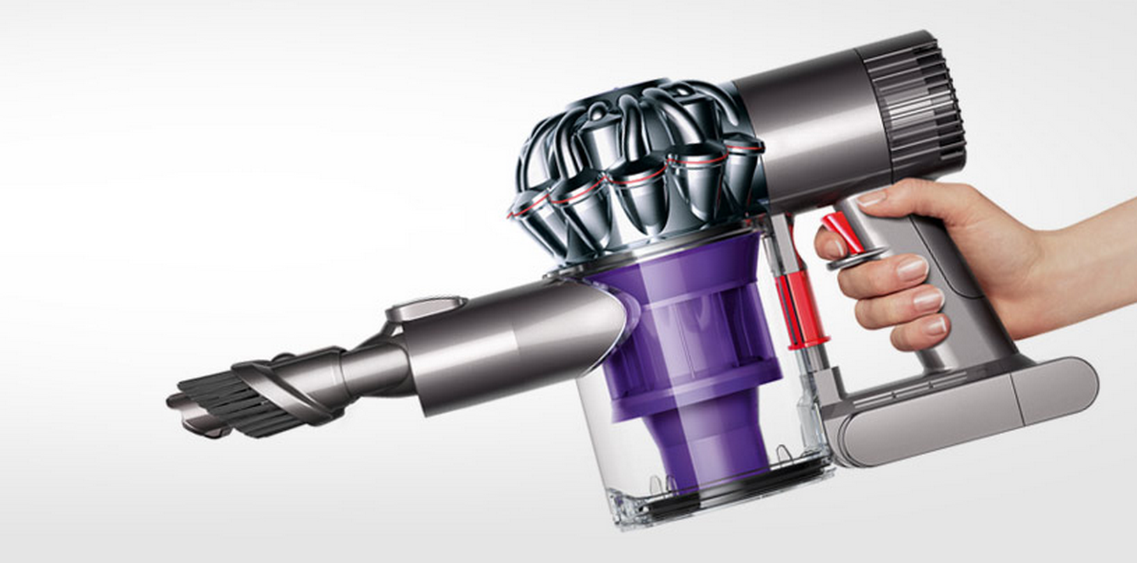 dyson hand vacuum battery