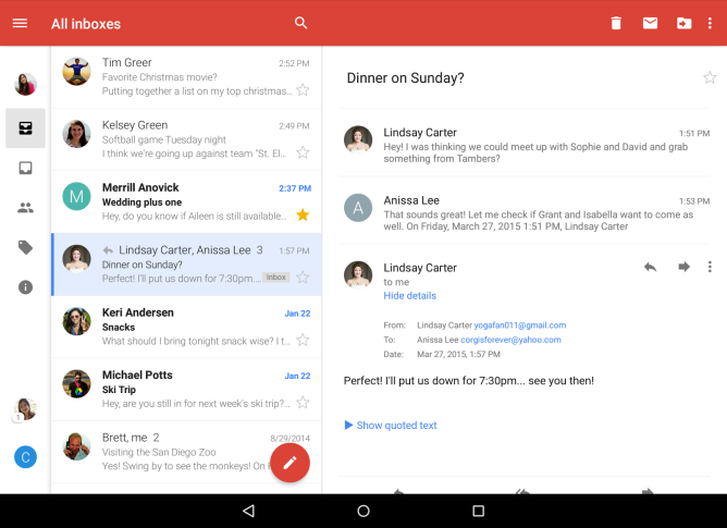 Gmail-Conversation-View