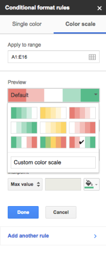 how to add cell values together google sheets