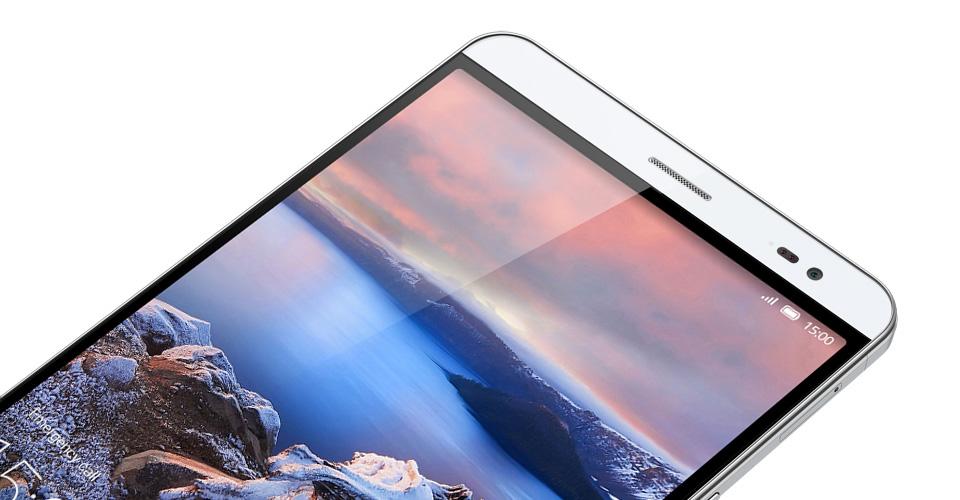 Huawei Quietly Announces MediaPad X2, A Dual-SIM 7