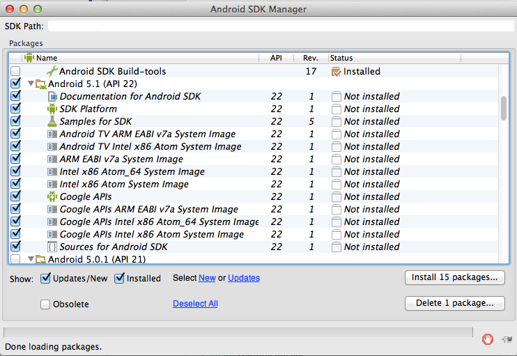 Android 5 1 Lollipop SDK 22 Is Now Available For Download