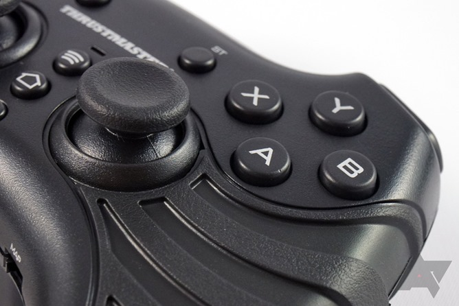 Thrustmaster Score-A Controller Review: A Serviceable Gamepad That's