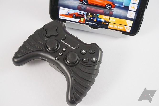 Thrustmaster Score-A Controller Review: A Serviceable