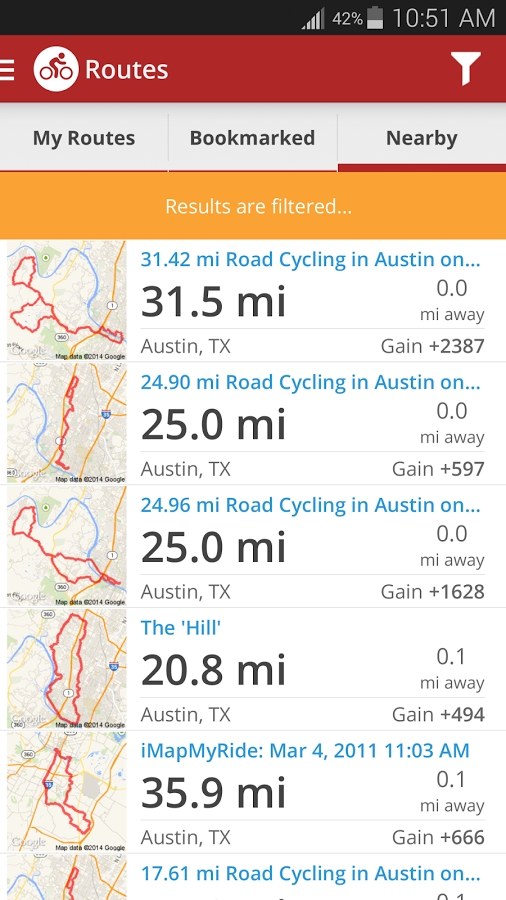 Latest Microsoft Health Update Can Track Steps And Calories Without - Map my bike