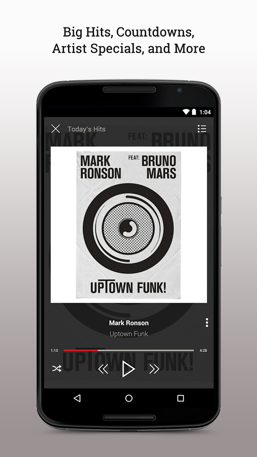 Slacker Radio S Android App Gets A Big Redesign In The