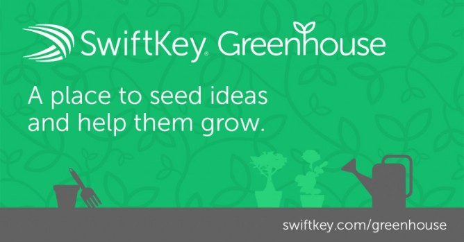 SwiftKeyGreenhouse
