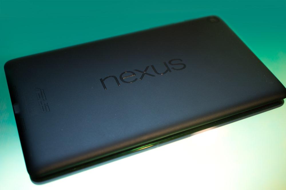 Nexus 7 2013 recebe Android 5.1 1