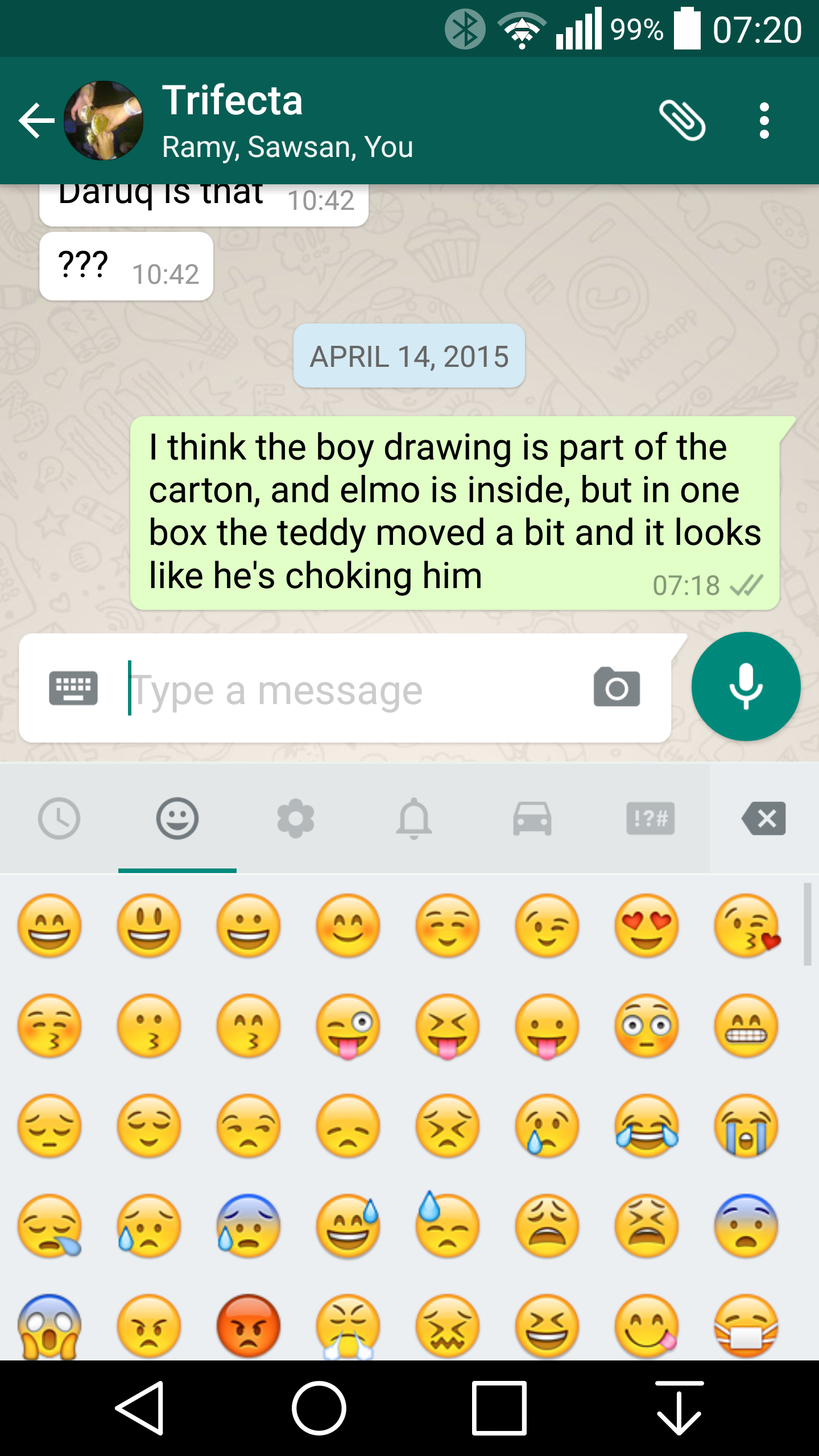 Hands On Whatsapp Goes Material With Cool Animations