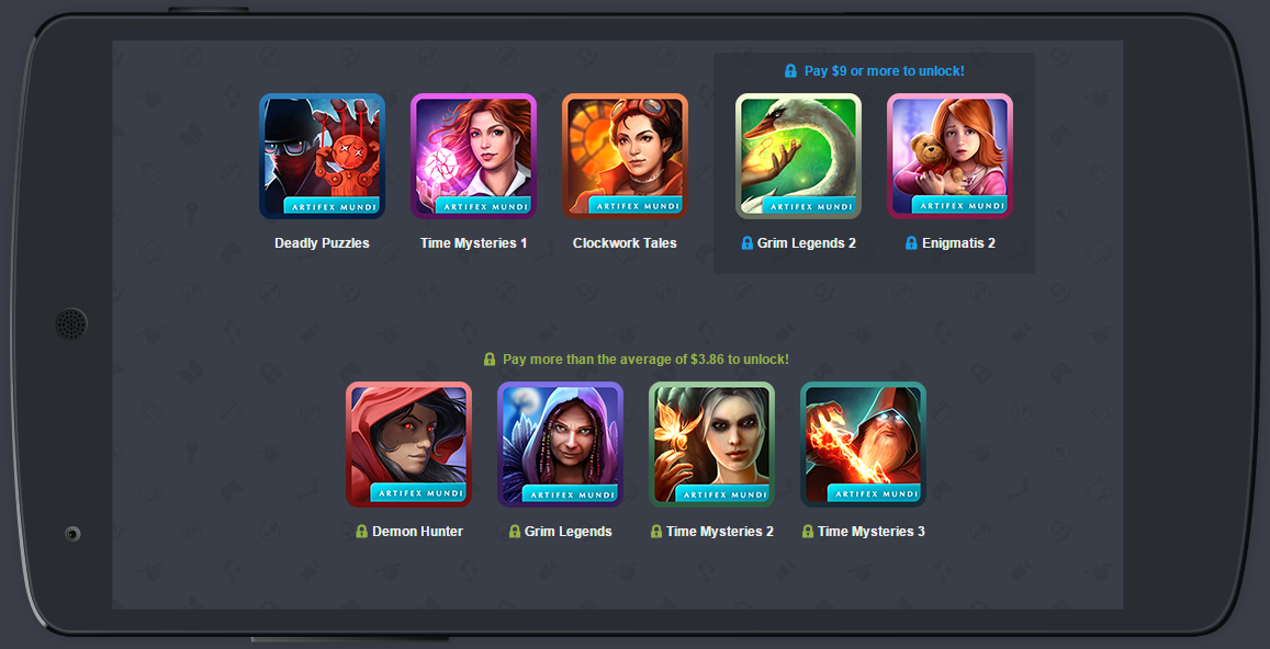 Androider's Arena: The New Humble Mobile Bundle Features 9 ...