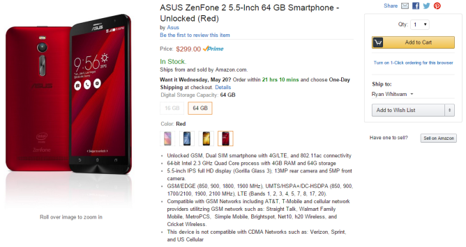 2015-05-18 20_18_47-Amazon.com_ ASUS ZenFone 2 5.5-Inch 16 GB Smartphone - Unlocked (Black)_ Cell Ph