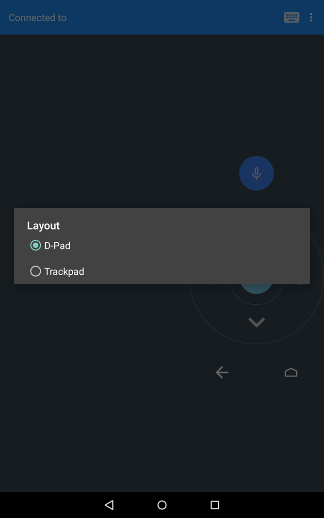APK Download] Android TV Remote 1 1 Improves Button And