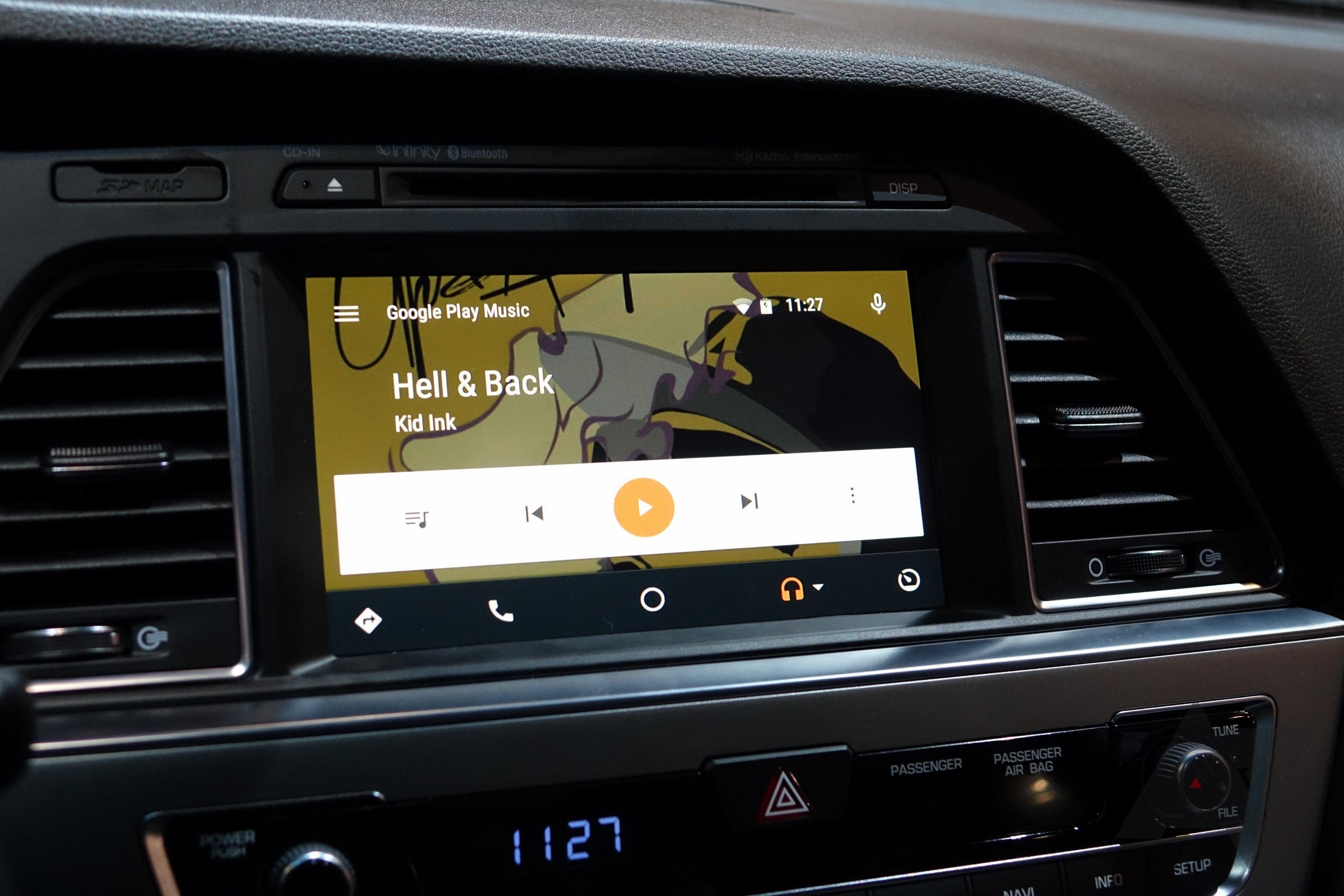 Update It S Official 2017 Hyundai Sonata Android Auto Upgrade Now Available At Some Dealers Others Soon
