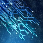 GalenTran-blue-stylized-circuit-board