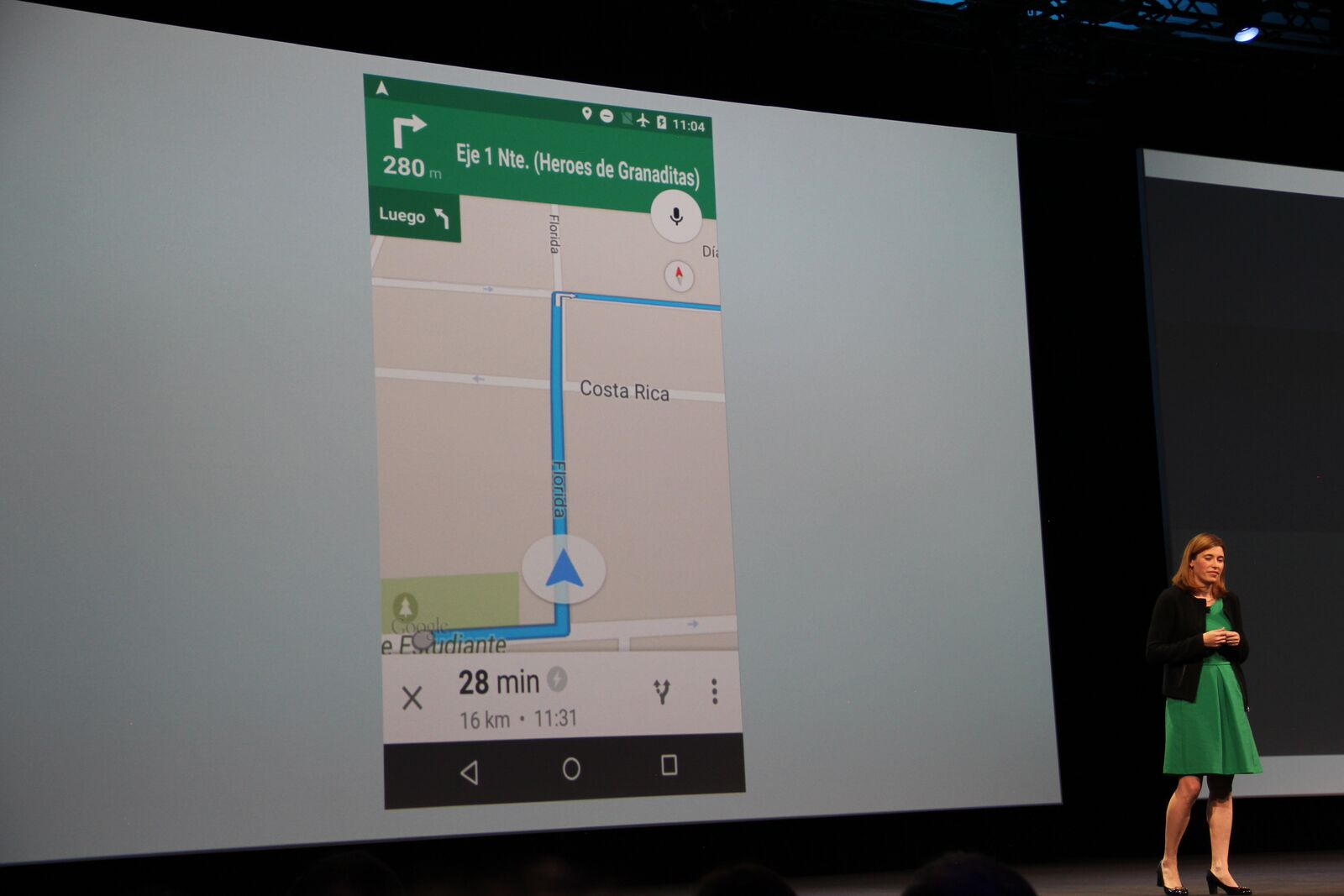 IO 2015 Google Maps Is Getting Offline Search And TurnByTurn – Turn by Turn Maps