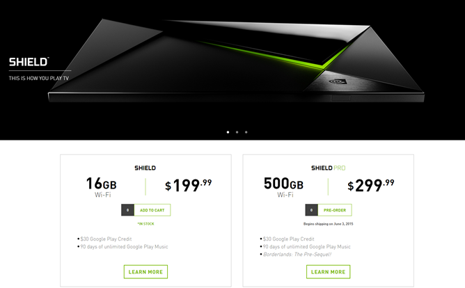 NVIDIA SHIELD Android TV Now Available From NVIDIA And Amazon