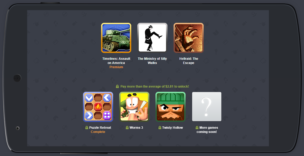 Humble Mobile Bundle 13 Is Live With Hellraid: The Escape ...