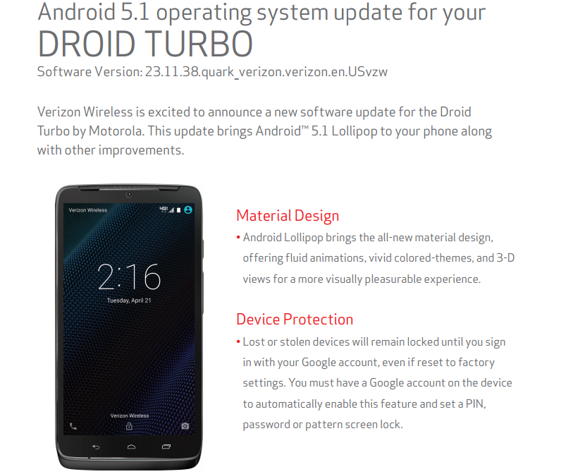 droid turbo news - Android Police - Android news, reviews