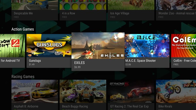 APK Download] Google Play Store For Android TV 5 5 15 Lets
