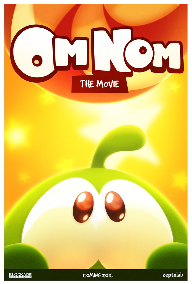 Om Nom, The Star Of ZeptoLab's Cut The Rope Series, Will ...