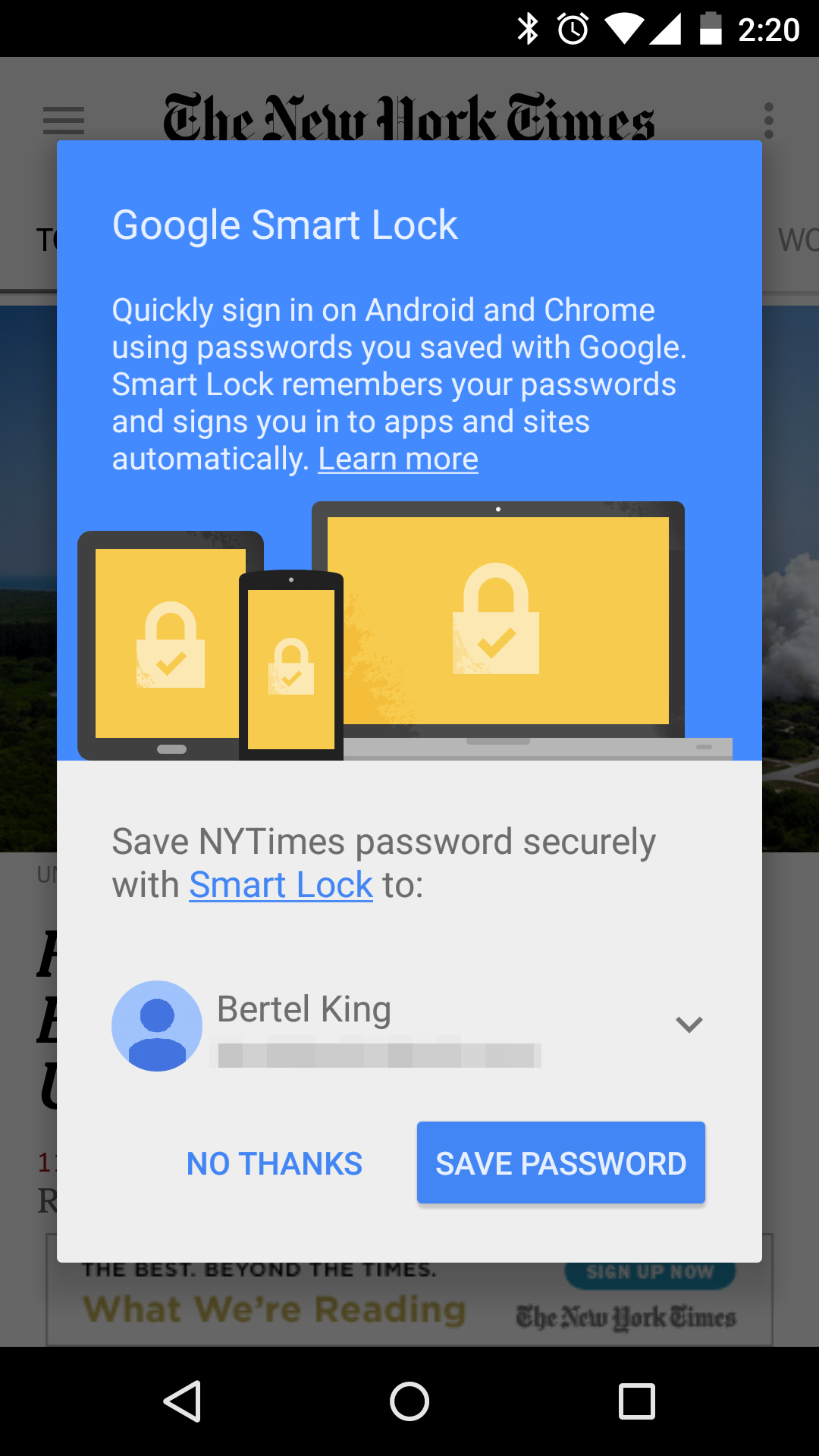 New York Times Archives Android Police Android News