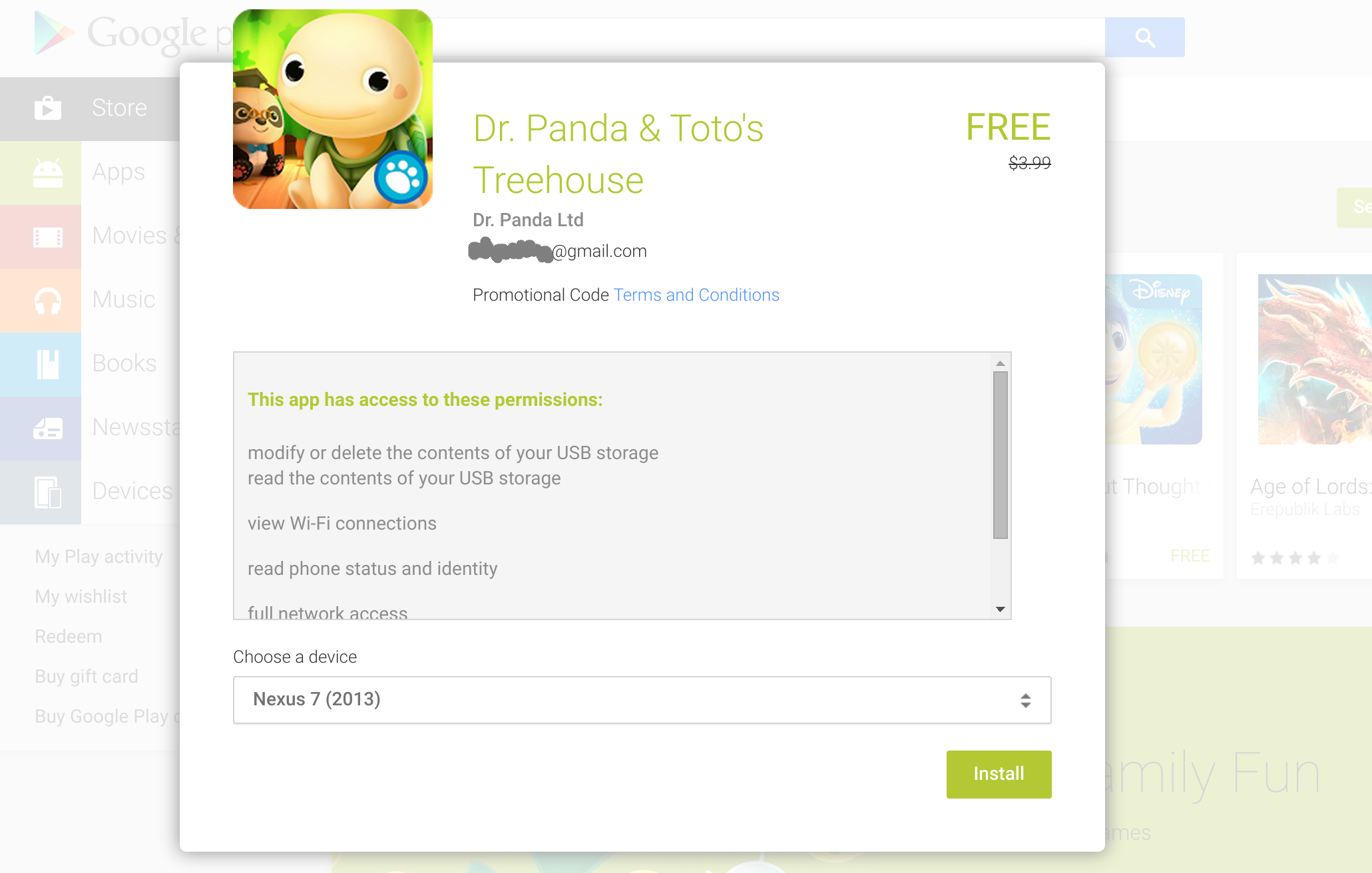 Google Play Gives Out \'Dr. Panda & Toto\'s Treehouse\' As Its Latest ...