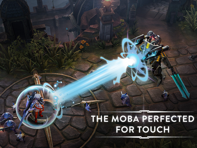 Vainglory: The biggest MOBA for mobile