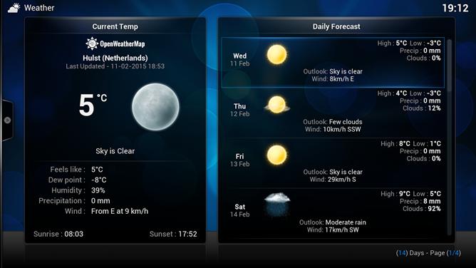 Kodi Media Center For Android já está disponível para todos no Google Play Store 3