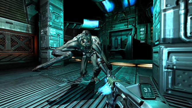 Doom 3: BFG Edition, Including The Original Doom And Doom 2, Now