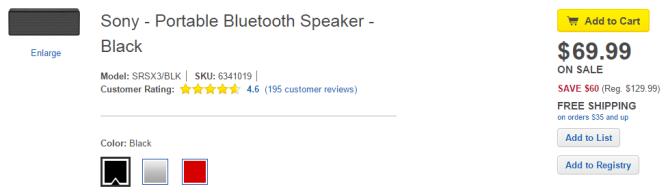 2015-07-01 13_31_18-Sony Portable Bluetooth Speaker Black SRSX3BLK - Best Buy