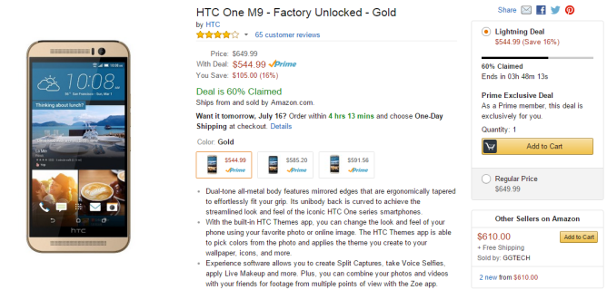 2015-07-15 13_01_46-Amazon.com_ HTC One M9 - Factory Unlocked - Gold_ Electronics