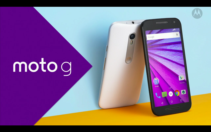Motorola Officially Unveils Two Models Of The Moto G 2015 ...