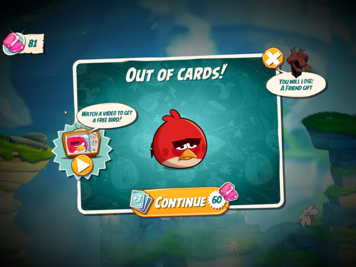 Angry Birds 2 Lands In The Play Store, Sits Perched Atop A Mountain Of In-A...