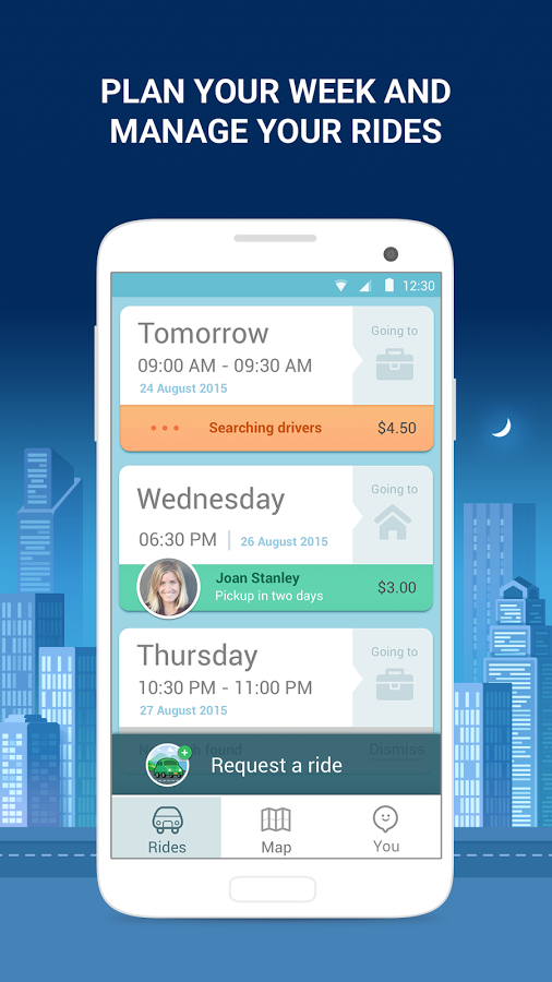 Waze Launches Ridewith Carpool Service Limited Availability In